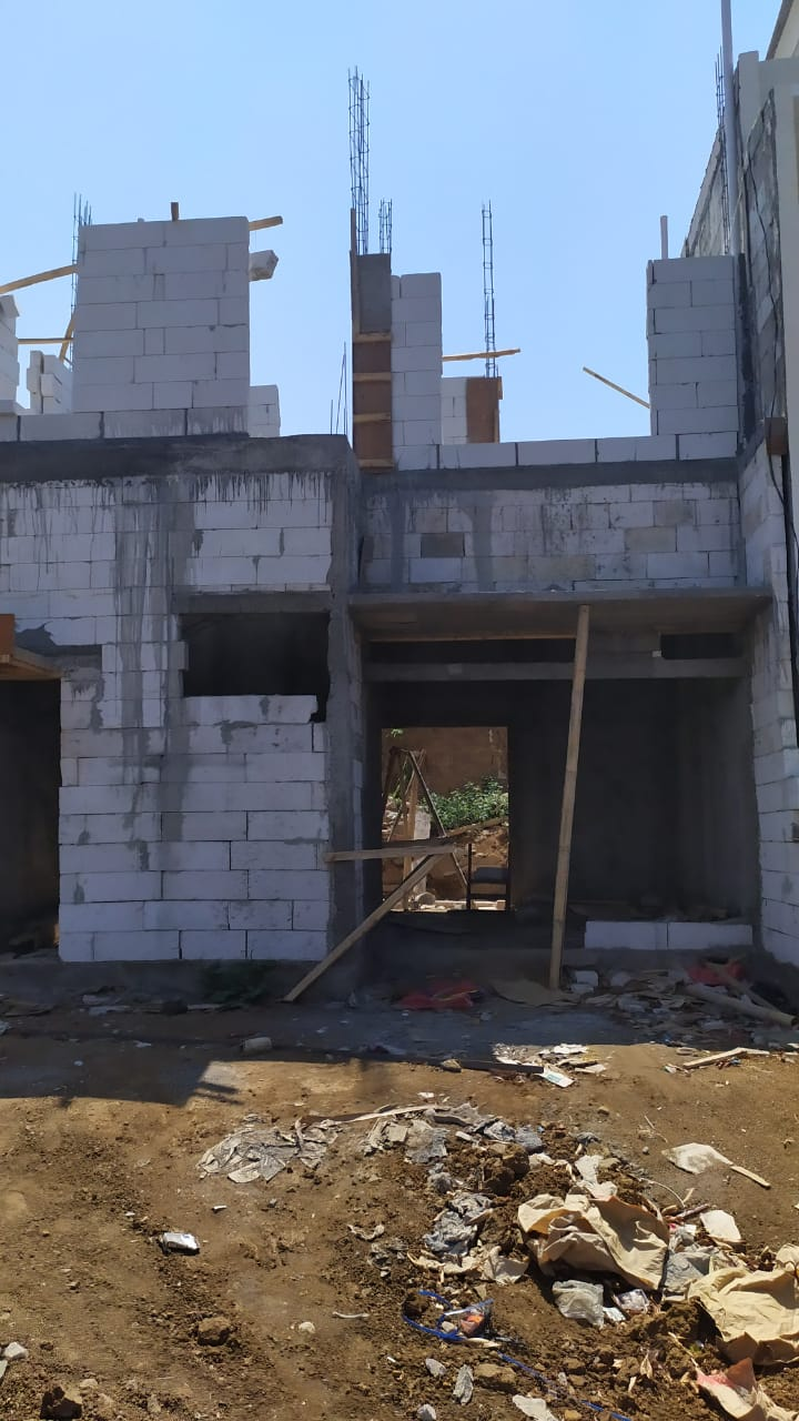 Progres Pembangunan Unit Batu Top View Residence November 2019