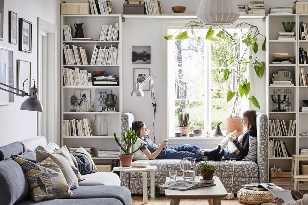 Inspirasi Desain Ruang Baca Minimalis yang Menenangkan