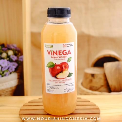 cuka apel vinega