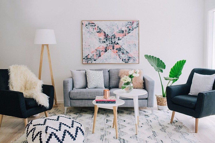 5 Inspirasi Desain Interior Rumah Gaya Skandinavia