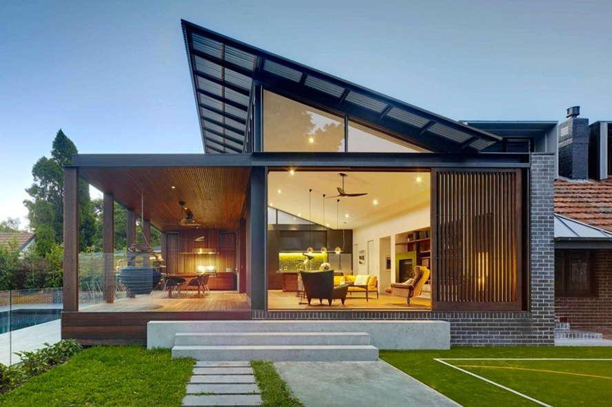 43 Gambar Rumah Unik Modern Gratis