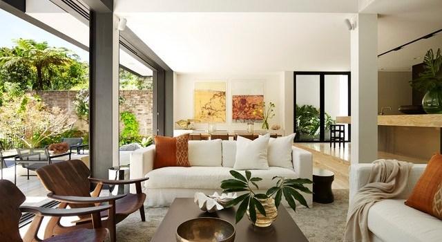 Inspirasi 7 Desain Interior Rumah Minimalis Estetik