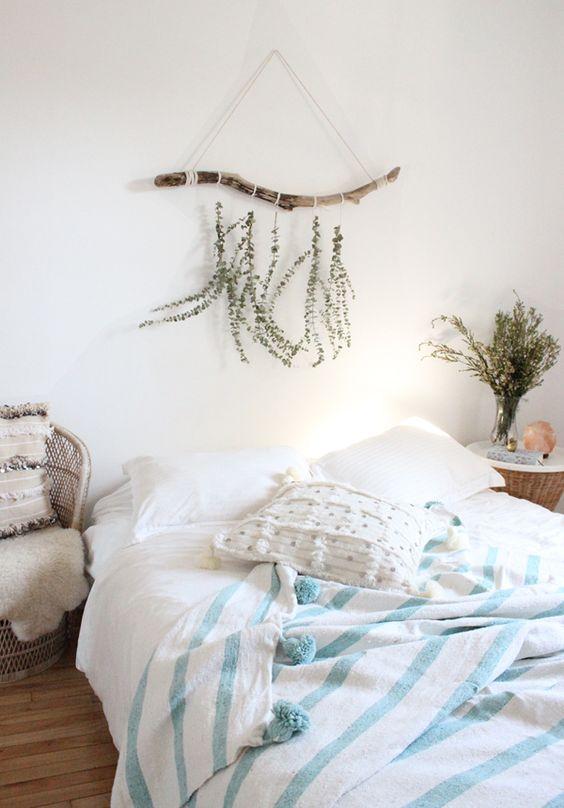 Inilah Dekorasi Dinding Kamar Tidur Yang Paling Spektakuler