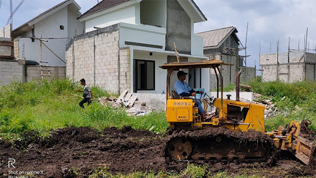 Update Progres Pembangunan Jawara Land Februari 2020