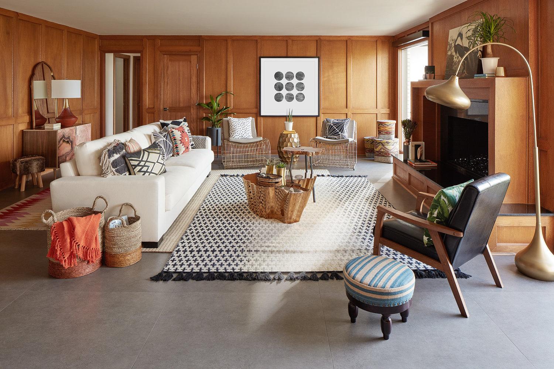 8-Ide-Ruang-Tamu-Modern-yang-Selalu-Terlihat-Fresh-kayu