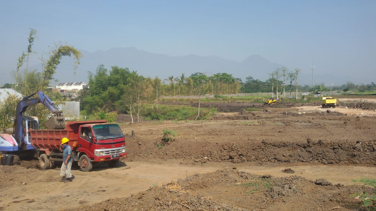 Jawara Land Progres Pembangunan September 2019