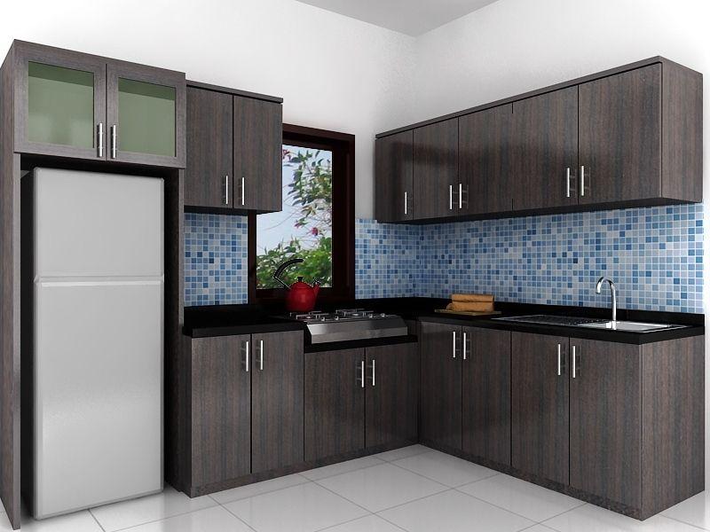 Dapur Minimalis Dengan Desain Modern 2018