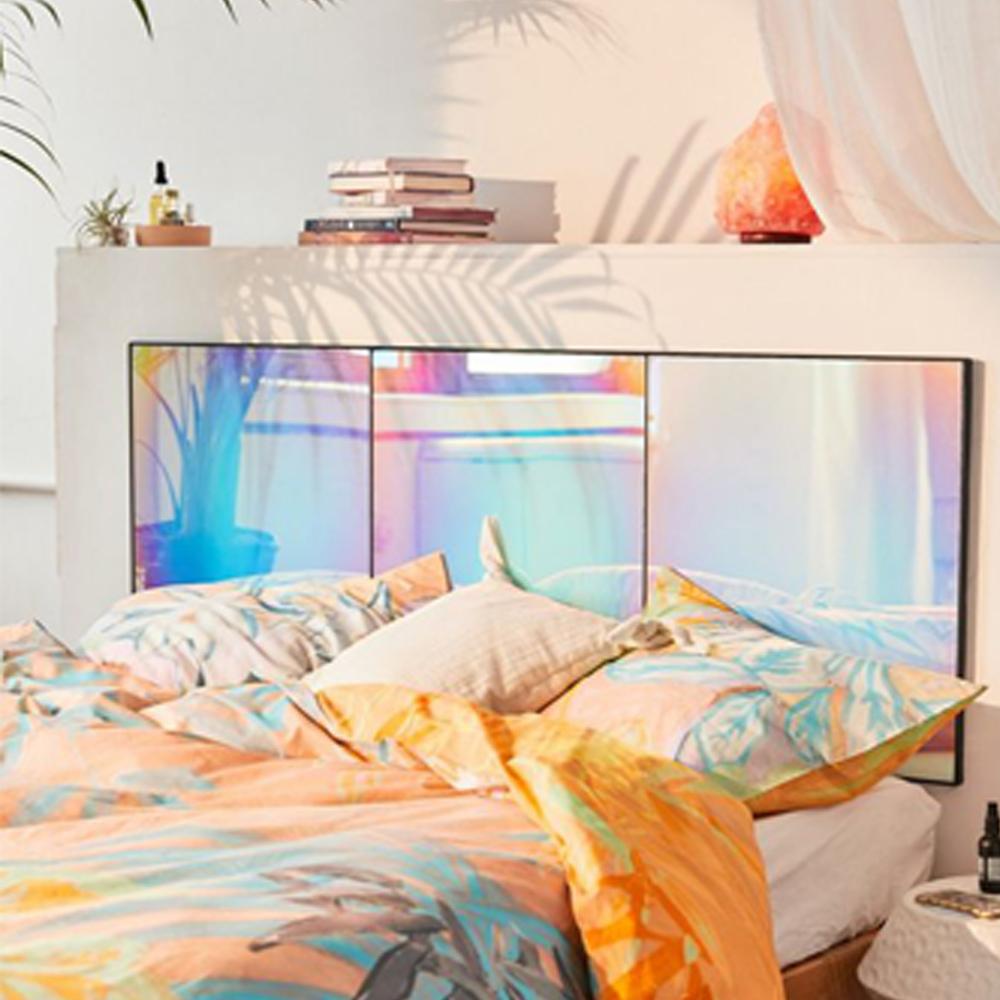 7-Inspirasi-Desain-Headboard-Buat-Kamar-Tidur-Tampil-Menawan-pelangi