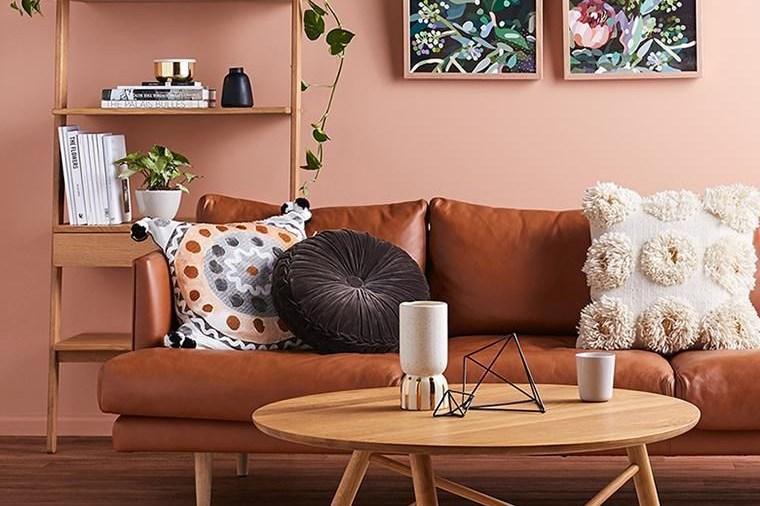 Kombinasi Warna Rumah Salem