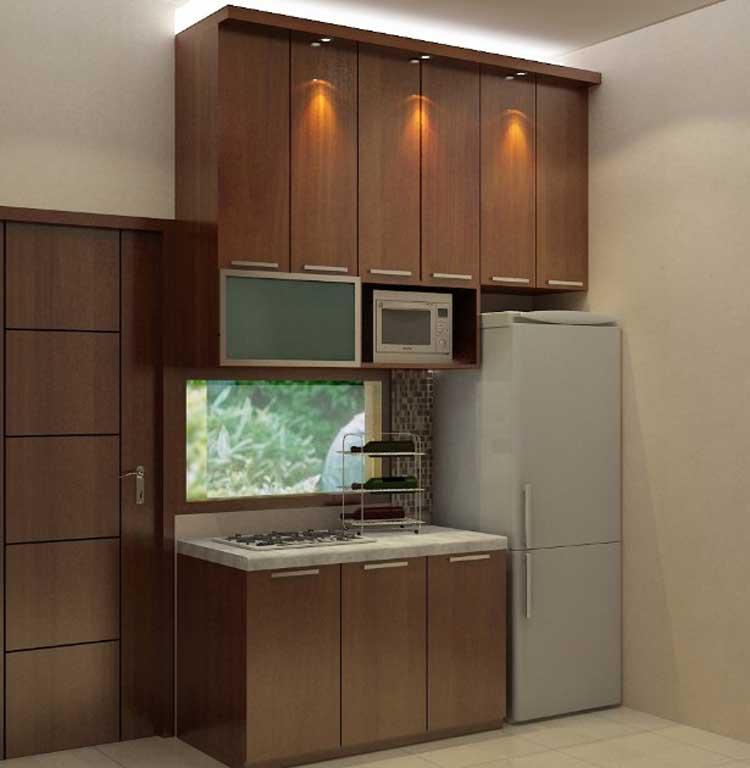 Kitchen Set Mini Paling Cocok Untuk Dapur Minimalis Artikel
