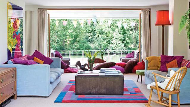 5 Cara Memilih Karpet Agar Terlihat Cocok dengan Desain Ruangan