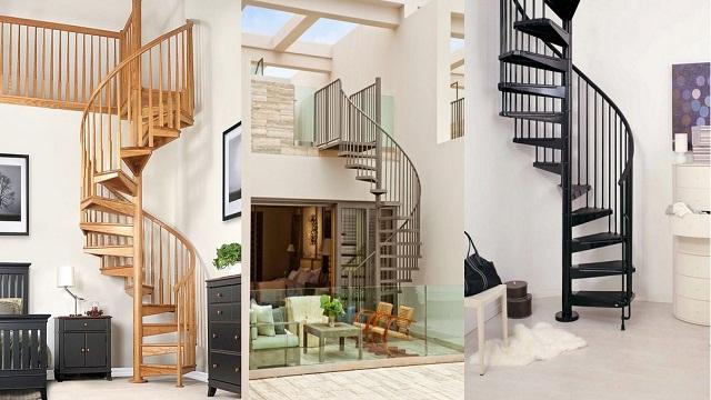 5 Inspirasi Desain Tangga Untuk Rumah Minimalis