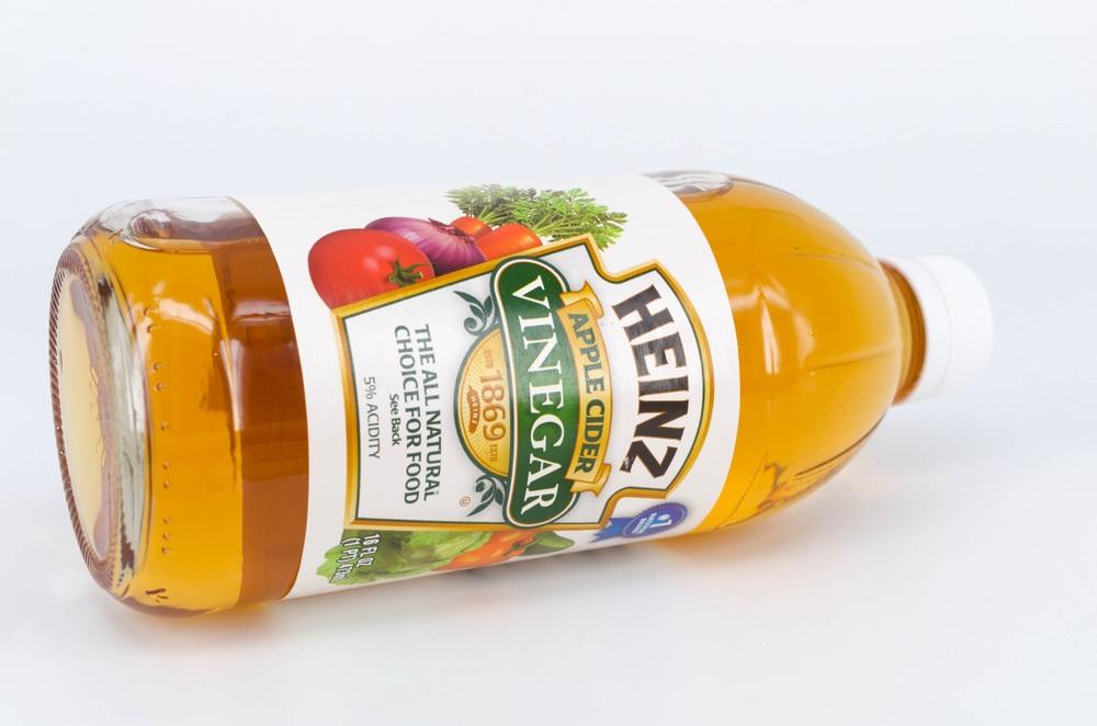 cuka apel Heinz