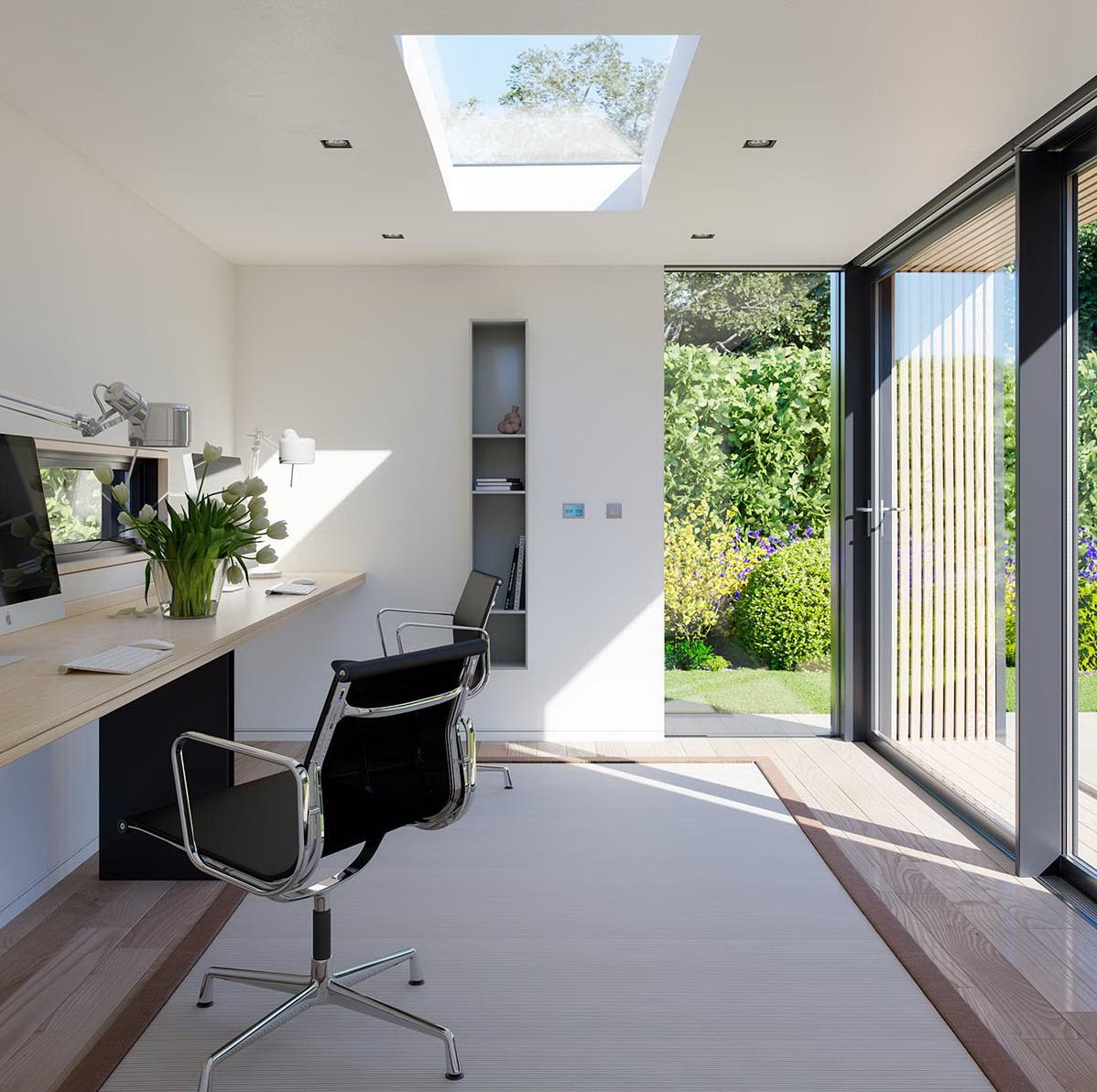 Keuntungan Menggunakan Dinding Kaca Untuk Desain Rumah ...