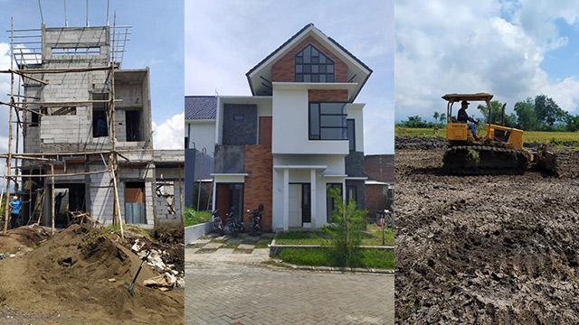 Update Progres Pembangunan Jawara Land Maret 2020