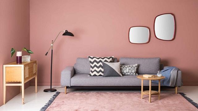 5 Inspirasi Warna Pastel Yang Mempercantik Ruang Keluarga