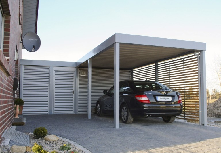Tips Penting Membuat Carport Minimalis
