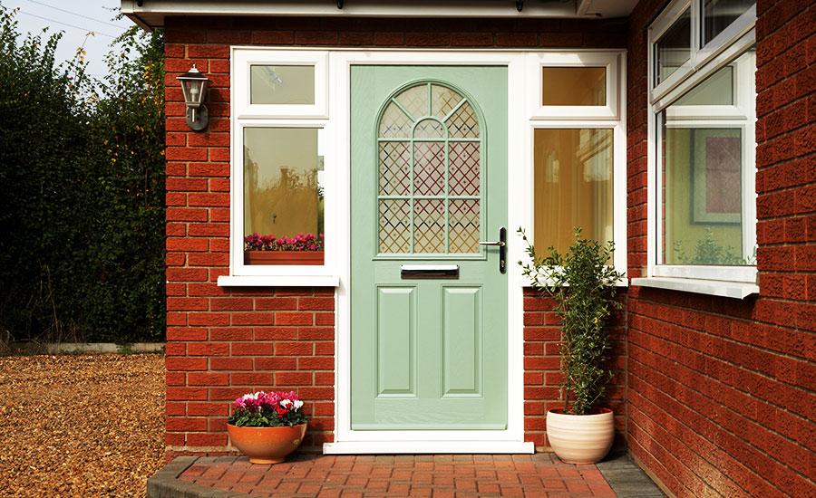 7-Inspirasi-Warna-Cat-Pintu-Rumah-Tercantik-yang-Bisa-Ditiru-sage