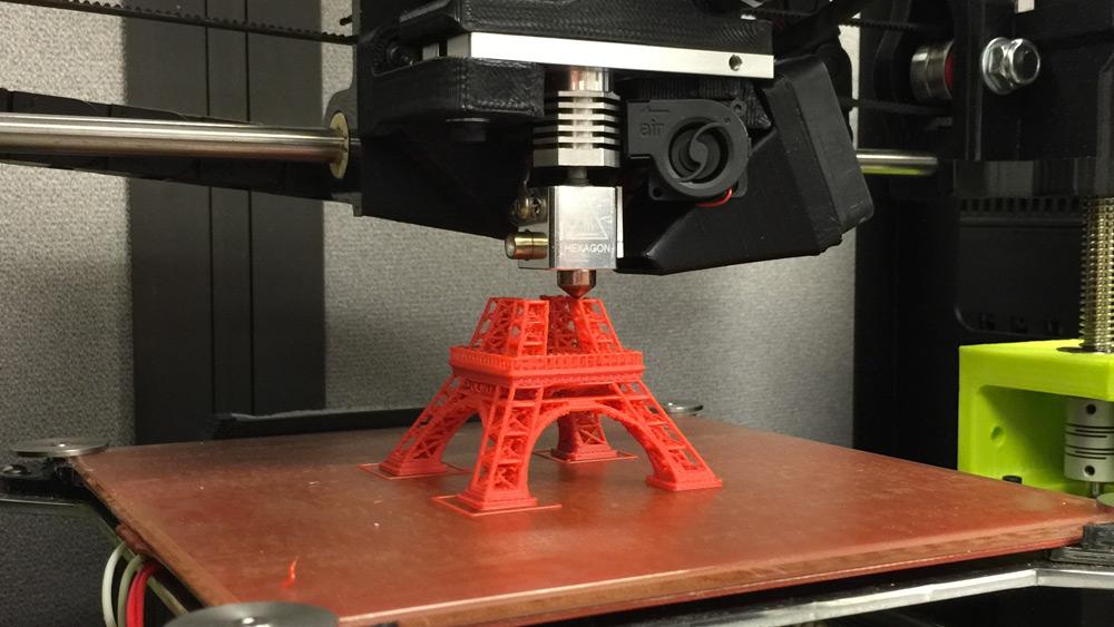 Saat Ini Bangun Rumah Bisa Pakai 3D Printer Loh