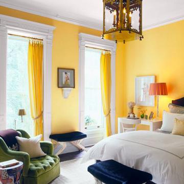 8-Pilihan-Warna-Kamar-Tidur-Terbaik-untuk-Bangun-Lebih-Bahagia-marigold