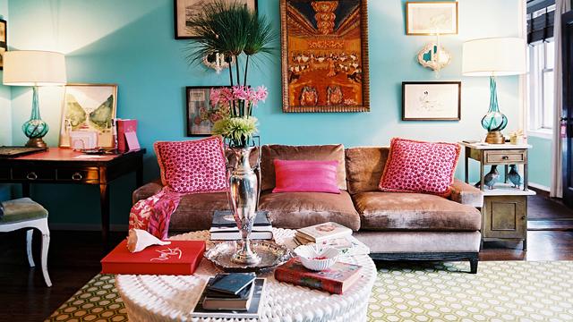 Inspirasi-Furniture-Ruang-Tamu-untuk-Berbagai-Gaya-Dekorasi-boho