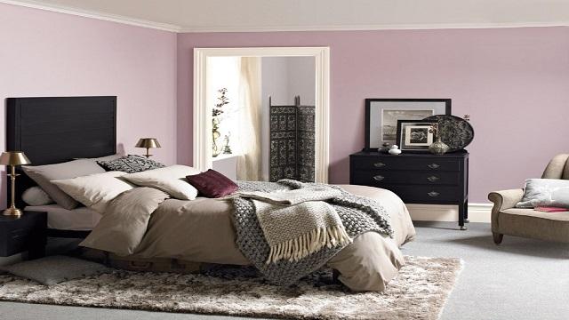 Warna Cat Kamar Tidur Untuk Ruangan Sempit