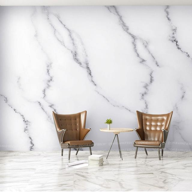 Intip-Motif-Wallpaper-Dinding-Ruang-Tamu-Terbaru-Saat-Ini-marmer