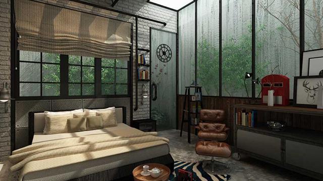 5-Desain-Kamar-Tidur-Pria-Minimalis-yang-Maskulin-industrial