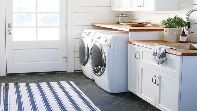 Desain Tempat Cuci Baju Dan Jemuran - Sederet Tempat