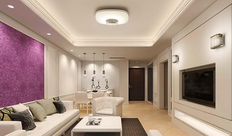 Dekorasi Desain Ruang Tv Nyaman Dan Menyenangkan