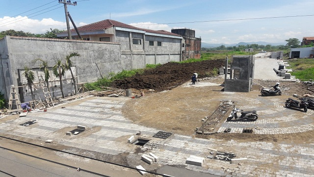 Progres Pembangunan Jawara Land Malang April 2019