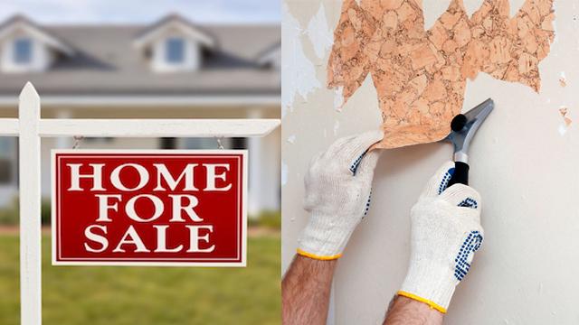 Alasan-Kamu-Perlu-Melepas-Wallpaper-Dinding-Sebelum-Menjual-Rumah