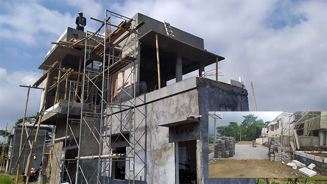Update Progres Pembangunan Batu Top View Januari 2020