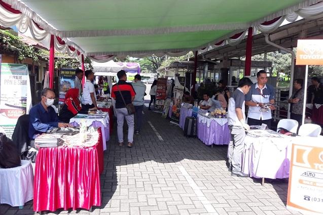 Jawara Corporation Memeriahkan Acara Bazaar Dan Donor Darah di PT HM SAMPOERNA Pasuruan