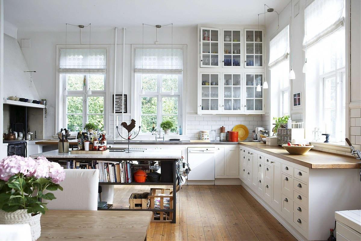 Rekomendasi Desain Interior Ruang Dapur Gaya Skandinavia ...