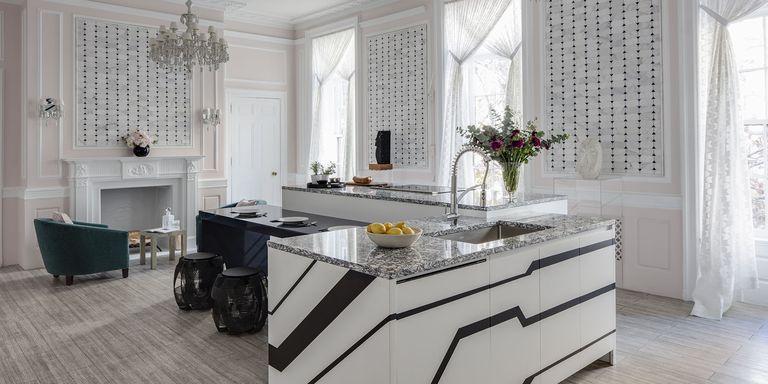 7-Inspirasi-Dapur-Terlihat-Klasik-dengan-Hitam-dan-Putih-modern