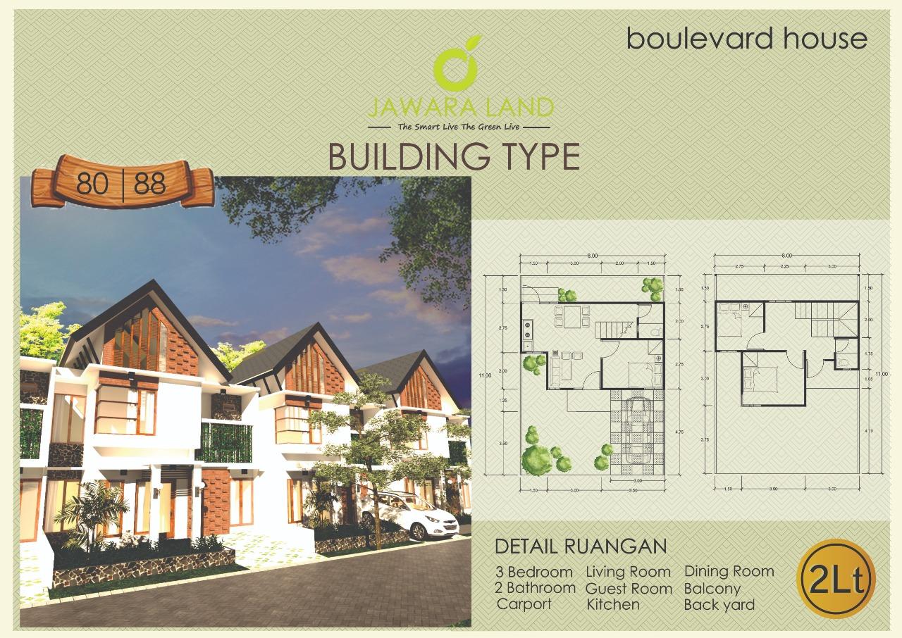 listing - Rumah baru
