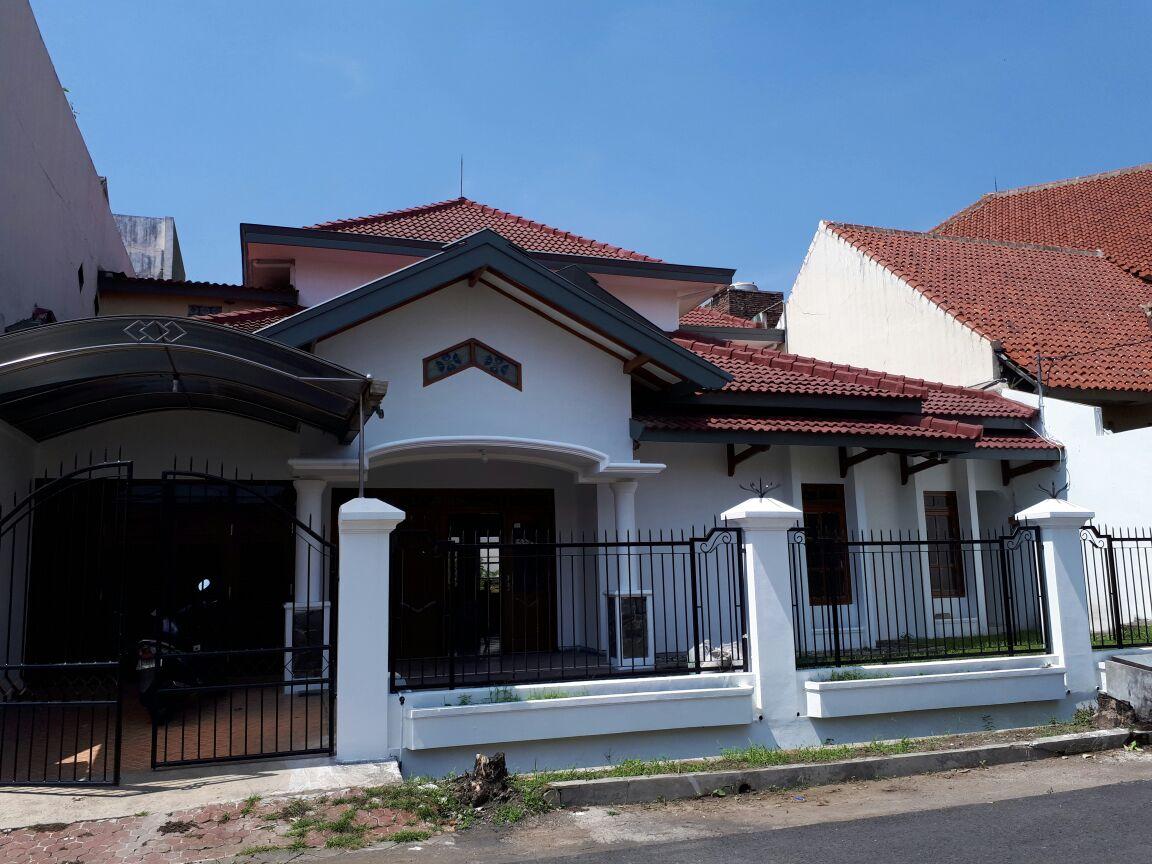listing - Rumah baru renovasi
