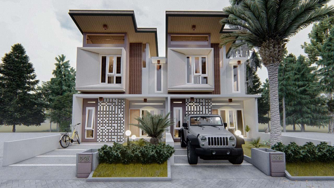 perumahan di Malang dengan nama Perumahan Grand Jawara Land