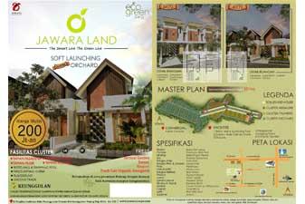 Jawara Land Brosur