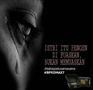 Bpromax7 Herbal Stamina Pria Wanita