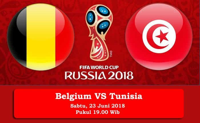 PREDIKSI Belgia Vs Tunisia: Misi Merebut Tiket Menuju Babak 16 Besar