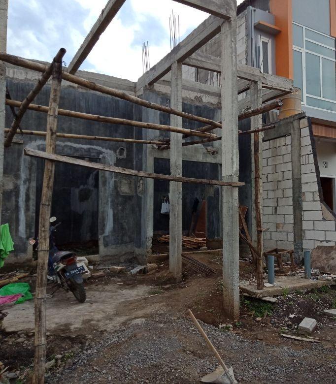 Gambar pengerjaan struktur