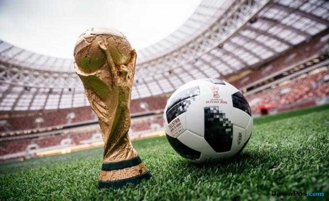 Prediksi 3 Partai Menarik pada Laga Piala Dunia 2018 Malam Nanti