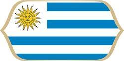 Bendera Uruguay