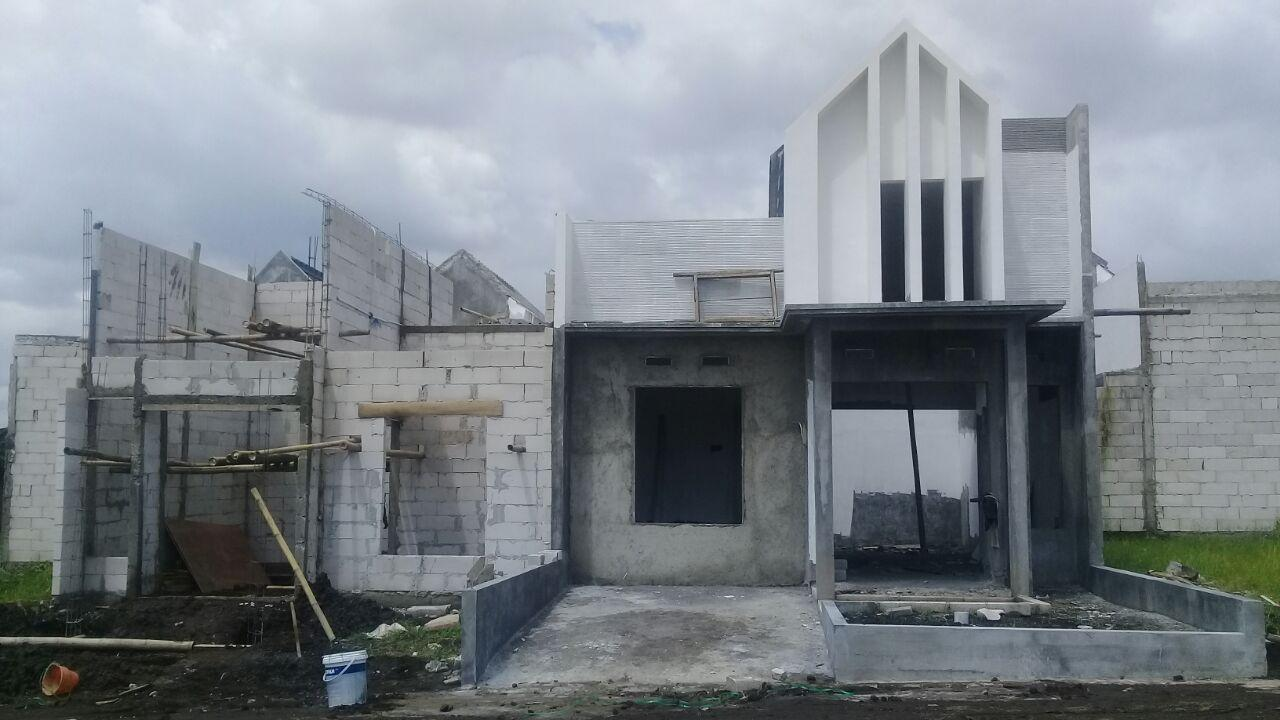 On Progres Batu Top View