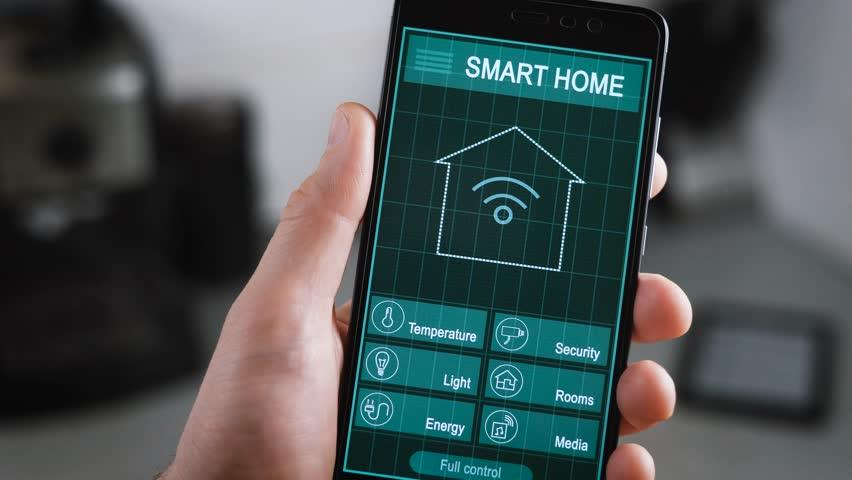 aplikasi smart home