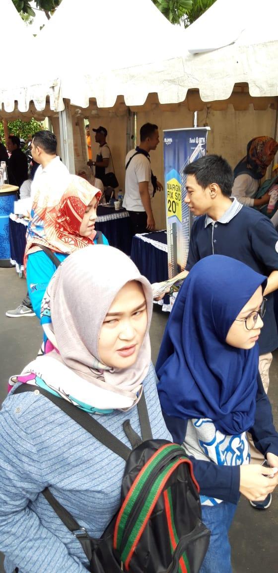 Jawara Corporation Turut Menyemarakkan Bazaar UMKM Pada Kegiatan Inklusi Keuangan Tahun 2018 di Kota Malang