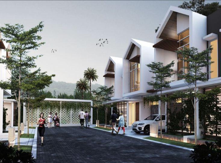 Lokasi Villa Bukit Pinus