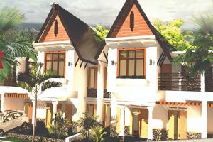 Rumah Murah Berkualitas Jawara Boulevard